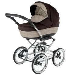 600k - Детская коляска Bebe-Mobile Santana 3 в 1