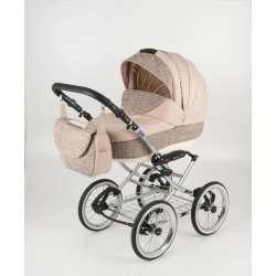 601K - Детская коляска Bebe-Mobile Santana 3 в 1