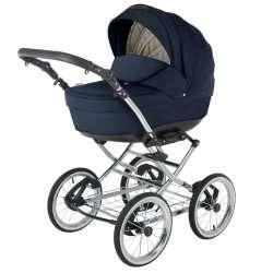 LEN-80L - Детская коляска Bebe-Mobile Santana 3 в 1