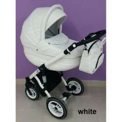 White - Car-Baby Grander Eco 3 в 1