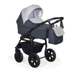 Ch-33 - Детская коляска Indigo CHARLOTTE 2 в 1