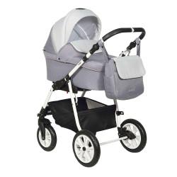 Ch-34 - Детская коляска Indigo CHARLOTTE 2 в 1