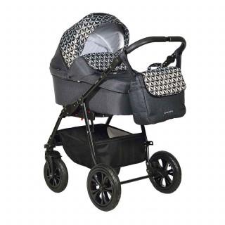 Детская коляска Indigo CHARLOTTE 3 в 1