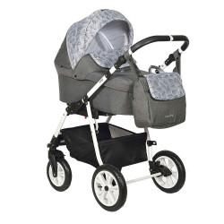 Ch-40 - Детская коляска Indigo CHARLOTTE 2 в 1