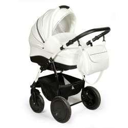 01 - Детская коляска  INDIGO 17 S 2 в 1