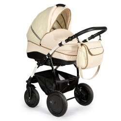 07 - Детская коляска  INDIGO 17 S 2 в 1