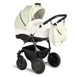 11 - Детская коляска  INDIGO 17 S 2 в 1