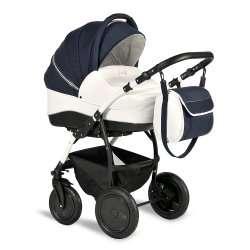 12 - Детская коляска  INDIGO 17 S 2 в 1