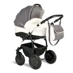 15 - Детская коляска  INDIGO 17 S 2 в 1