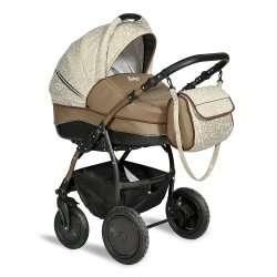 16 - Детская коляска  INDIGO 17 S 2 в 1