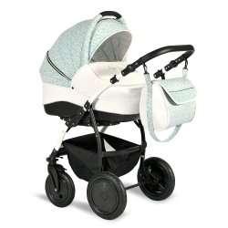 18 - Детская коляска  INDIGO 17 S 2 в 1
