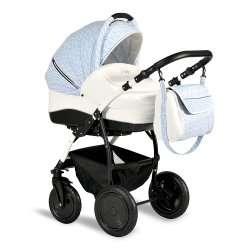 19 - Детская коляска  INDIGO 17 S 2 в 1