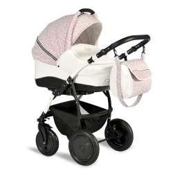 20 - Детская коляска  INDIGO 17 S 2 в 1
