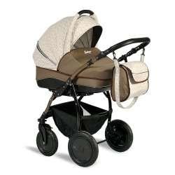 22 - Детская коляска  INDIGO 17 S 2 в 1