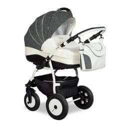 10 - Детская коляска  INDIGO 17 S 2 в 1