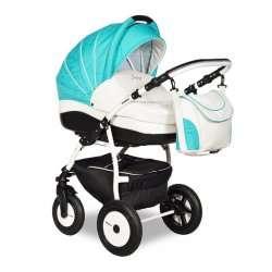 37 - Детская коляска  INDIGO 17 S 2 в 1