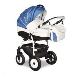 38 - Детская коляска  INDIGO 17 S 2 в 1