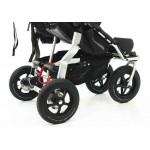 Детская коляска TFK Twin Adventure прогулочная