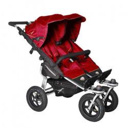 Tango Red - Детская коляска TFK Twin Adventure прогулочная