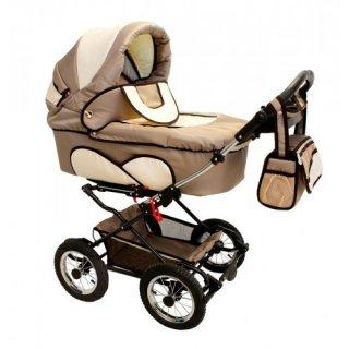 Детская коляска Reindeer Mega (3 в 1)